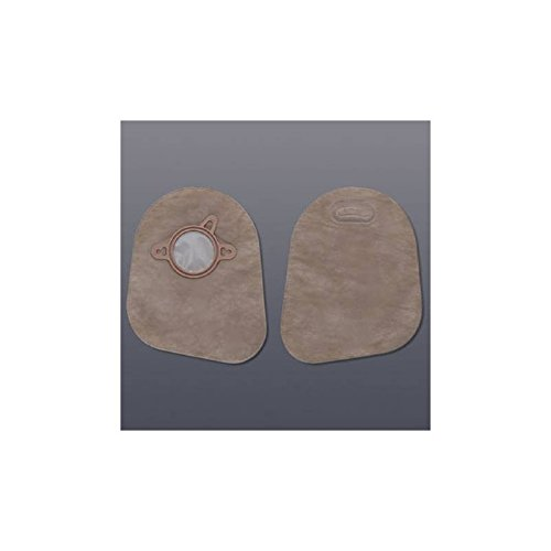 Filtered Ostomy Pouch New Image? Two-Piece System 7 Inch Length Closed End BX/60
