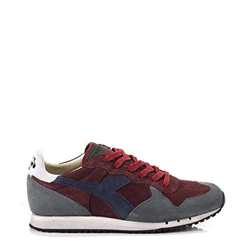 Basse Heritage S Rosso Scarpe Uomo Sneakers Diadora Trident Sw wFan0qEHPq