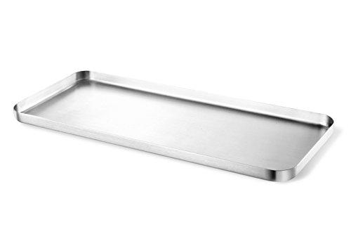 ZACK 20142 CONTAS tray (Zack Stainless Steel Creamer)