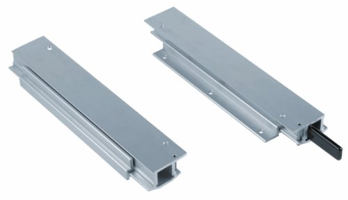 Garelick 74003:01 Tandem Fore and Aft Seat Slide Track Hardware - 12.5