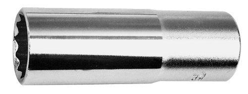 AMPRO T334357 3/8-Inch Drive by 9/16-Inch 12 Point Deep Socket [並行輸入品] B078XLJSXZ