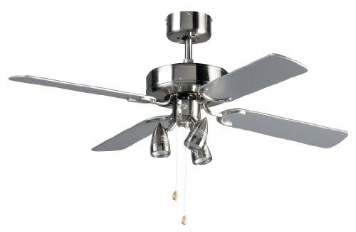 Bestron DNHD42 Climate Control Summer - Ventilador de techo (105...
