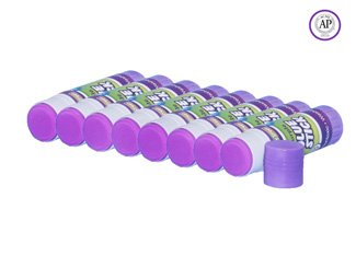 Glue sticks 30 purple .70 oz, Sold as 1 Package ()