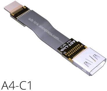 Down Angle Mini HDMI Extension
