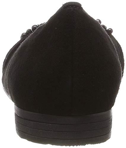 Bailarinas Ara 1231320 Mujer schwarz Sardinia 01 Para awRxwAE7q