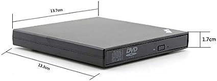 USB 2.0 External CD//DVD Drive for Compaq presario cq61-222tu