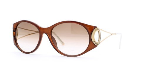 - Christian Dior 2661 70 B Brown Authentic Women Vintage Sunglasses