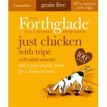 Forthglade Natural Menu Chicken & Tripe (18 x 395g)
