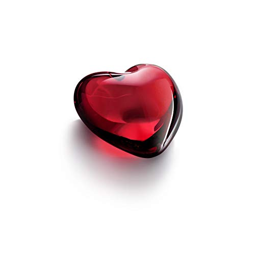 RED COEUR CUPID HEART - Baccarat Heart