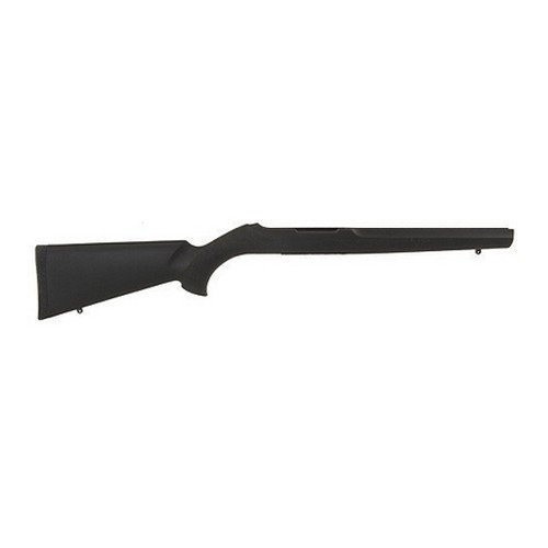 Hogue Overmolded Rifle Stocks (Hogue 22110 10/22 OverMolded Stock, Nylon, .920