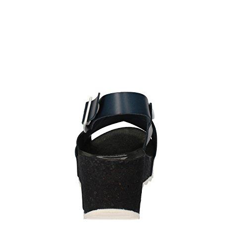 5 PRO JECT Mujer zapatos con correa turquesa