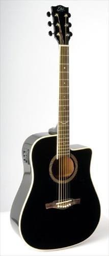 EKO NXT D CW EQ negro - guitarra electroacústica: Amazon.es ...