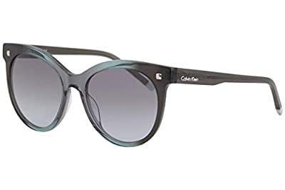 Sunglasses CK 4324 S 073 GREY/AQUA