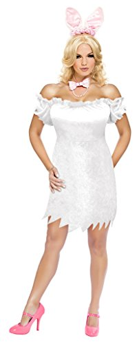 Magician's Assistant Plus Size Supersize Halloween Costume Dress Deluxe Kit -