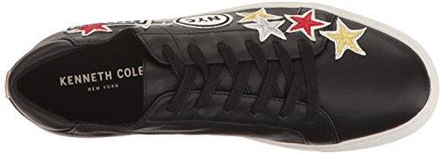 Kenneth Cole New York Kvinders Kam-nyc Mode Sneaker Sort sZk2C7t0D
