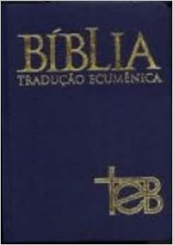 Bíblia Teb Estudo Ziper