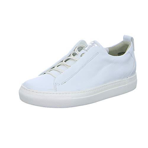 Cordones Para 4554 Blanco Paul Zapatos plateado Mujer Green De 112 q7wXPwH