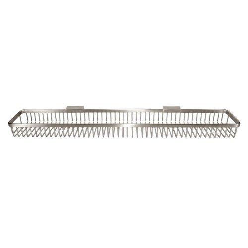 Deltana WBR2847U26 28 1/2-Inch x 5-Inch Rectangular Wire Basket by Deltana