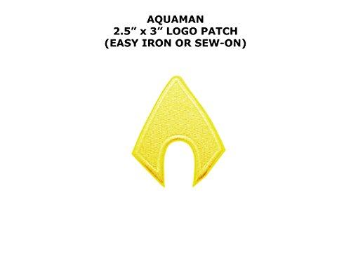 Superheroes DC Comics Aquaman Logo 3