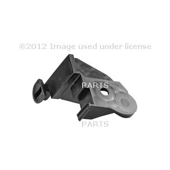 GENUINE FRONT BUMPER COVER SUPPORT BRACKETS RIGHT+LEFT BMW E46 3 SERIES 01-05