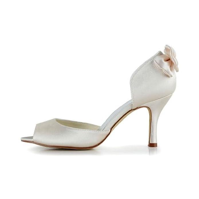 Scarpe E Borse Da Donna Col Tacco Jia Wedding A31b1 Sposa