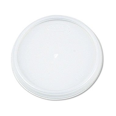 Dart Hot and Cold Foam Cup Plastic Lids, Vented, 8 oz. (1,000 ct.) - Dart Vented Lid
