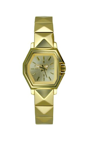 Diesel Z Back Up Stainless Steel - Gold-Tone Women's watch #DZ5391