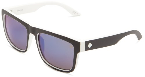 Spy Optic Discord Wayfarer, White Wall, 57mm (Spy Optic Discord)