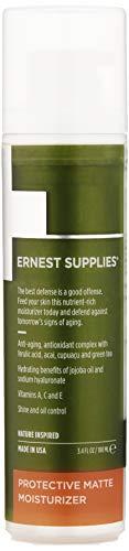Ernest Supplies PROTECTIVE MATTE MOISTURIZER, 3.0 fl. Oz