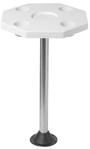 Detmar 12-1108C Removable Octagonal Marine/RV Table