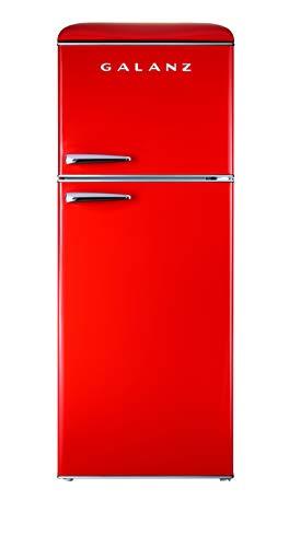 Galanz GLR10TRDEFR Retro Refrigerator