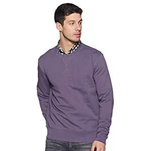 Marks & Spencer Men's Cotton Sweater