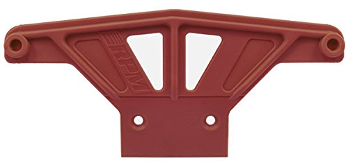 RPM 81169 Wide Front Bumper for Traxxas Rustler