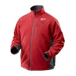 MILWAUKEE ELECTRIC TOOL 2391-2X M12 Heated Jacket Kit, XX-Large, Red by Milwaukee Electric Tool