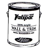 Valspar 27-4402 QT 1 quart Tint Base Medallion Interior 100% Acrylic Paint Eggshell by - Tint Base Egg
