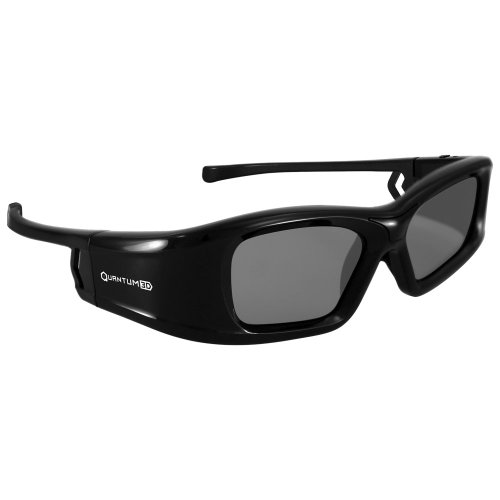 N11 Universal 3D Glasses (IR, RF & Bluetooth Compatible) by Quantum 3D