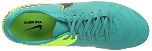 de Ii Nike Verde Legacy para Botas fútbol Nike Fg de Black Tiempo volt hombre Clear Jade d4TwxgaCn
