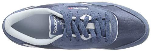 Sl 0 Multicolor mutedberries Mujer Nylon blue Para Zapatillas Reebok De Cl Deporte O6qxv4Paw