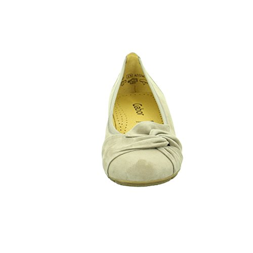 Gabor Women's Ballet Flats Beige 570Z3I