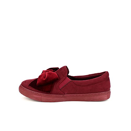 Loo Color Cendriyon Slippers Bordeaux Chaussures Femme CINKS qB0OIF