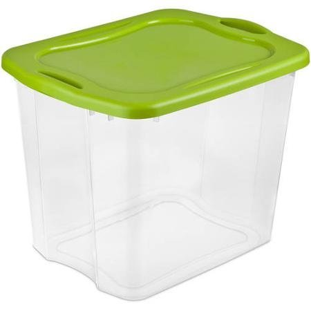 Sterilite Quart Carry Storage Spicy product image