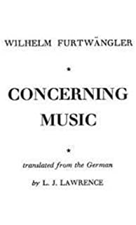 com furtw atilde curren ngler on music essays and addresses by wilhelm concerning music