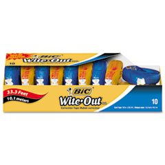 6-pack-value-bundle-bicwotap10-wite-out-ez-correct-correction-tape-non-refillable-1-6-x-472-10-pack