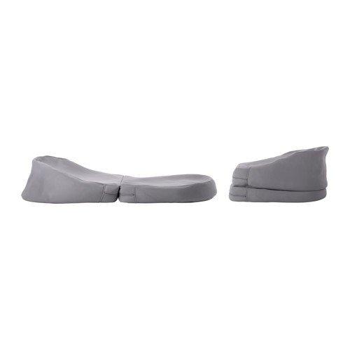 Ikea Bussan Sitzsack Für Drinnen Und Draußen In Grau Amazonde