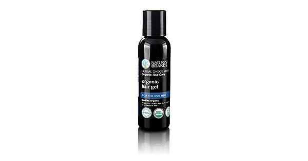 Amazon.com: Elección de hierbas Mari orgánico Gel de pelo ...