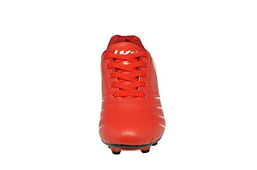 Image of Larcia Youth Red Soccer Cleat (5)