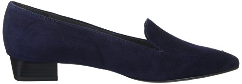 Toe Labetta Women's 104 Kaiser Blue Ballet Suede Notte Closed Peter Flats AIw4g6qW