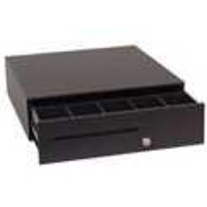 Apg S100 Heavy Duty Cash Drawer Multipro 24v Black 16x16 Adjustable Dual  Media Slots Universal 6