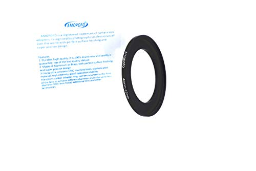 Universal 46-62mm /46mm to 62mm Step Up Ring Filter Adapter for UV,ND,CPL,Metal Step Up Ring