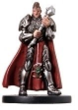 D & D Minis: Human Cleric of Bane # 35 - Archfiends